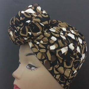 Turban Styled Hats